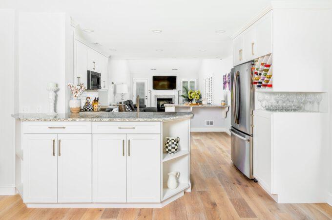 Bright And Airy Kitchen Design Ideas