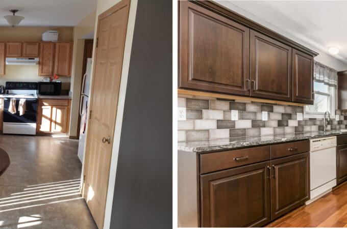 Spotlight Kitchens of June – Cabinet Refacing