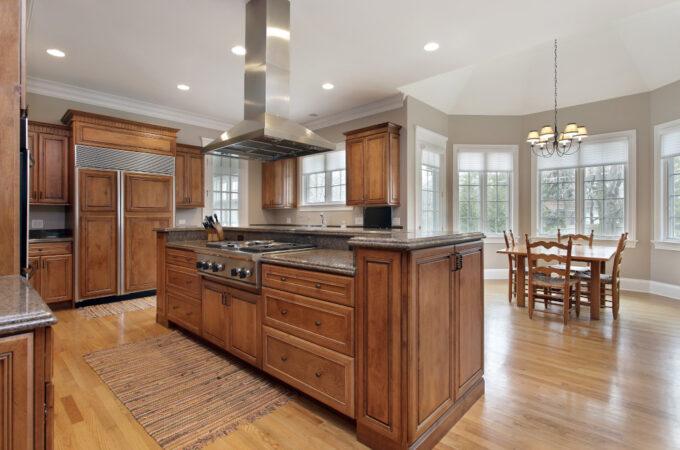 Spotlight Kitchens of September – New Cabinetry